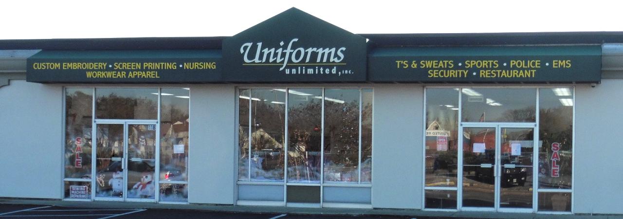 Uniforms Unlimited Inc | Customize Clothes | Salisbury MD